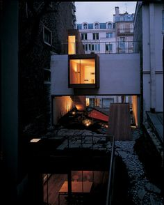 Gallery of Galvani House / Christian Pottgiesser - architecturespossibles - 3
