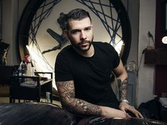 Jay Hutton from Tattoo Fixers