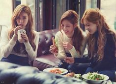SNSD - TTS High Cut Vol.135 07/10/2014