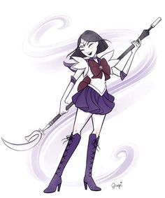 Disney Princesses as Sailor Scouts from Sailor Moon Sailor Moon S, Sailor Saturn, Sailor Venus, Disney And More, Disney Love, Disney Magic, Disney Couples, Disney Girls, Walt Disney