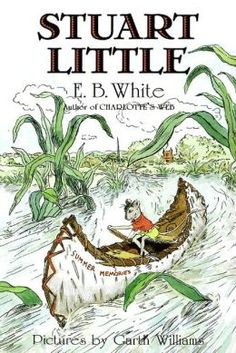 ALREADY PURCHASED Another EB White classic that she needs in her library!