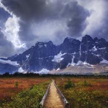 Tonquin Valley, Jasper, AB