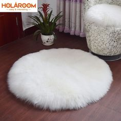 New 1 Pc Soft Artificial Sheepskin Rug Chair Cover Artificial Wool Warm Hairy Carpet Seat Pad Home Decor Carpet Price history. Category: Home & Garden. Subcategory: Home Textile. Product ID: Plush Carpet, Shag Carpet, Diy Carpet, Carpet Flooring, Rugs On Carpet, Wool Carpet, Carpet Decor, Carpet Mat, Decorating Rooms