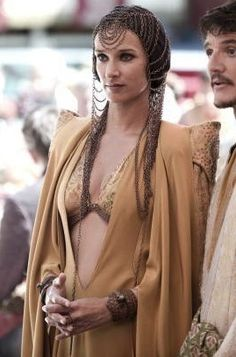 Ellaria Sand hot Game of Thrones S4E2 lion and the rose Imgur