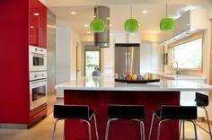 Before & After: Jeanne & Richard's Danish Modern Kitchen