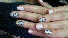 Дизайн ногтей. Шеллак. Ногти
