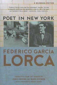Poet in New York/ Poeta en Nueva York