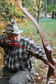G. Fred Asbell Traditional Archery Instinctive Shooting Schools Information Page