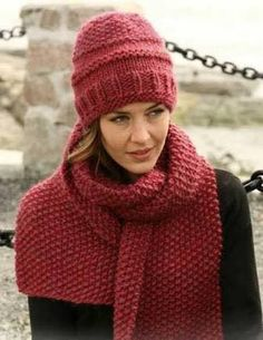 Free knitting patterns and crochet patterns by DROPS Design Knitting Designs, Knitting Patterns Free, Knit Patterns, Free Knitting, Free Pattern, Bonnet Crochet, Knit Crochet, Crochet Hats, Drops Design