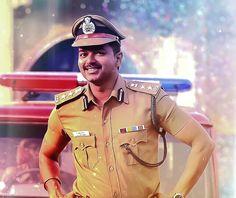 #Theri Cop