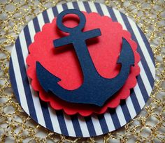 Tags. Nautical Cards, Nautical Baby, Nautical Theme, Baby Decor, Baby Shower Decorations, Sailor Party, Sailor Theme, Cruise Party, Beach Wedding Favors
