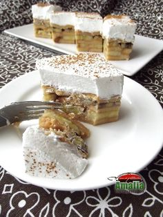 Biscuits, Romanian Food, Food Cakes, Cake Recipes, Caramel, Cheesecake, Food And Drink, Dairy, Pudding