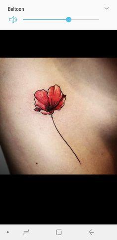 Forearm Tattoos, Leaf Tattoos, Poppies Tattoo, Tatoos, Tattoo Ideas, Poppy, Flowers, Tattoos On Forearm, Tattos