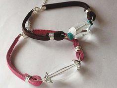 Stacking Beaded Bracelets, large