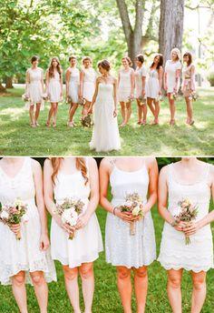 Beautiful Backyard Wedding For Less Than $6,000