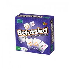 Befuzzled Family Game