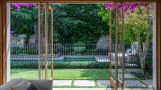 The Design Files – A Japanese Inspired Green Garden Dream. Australian Architecture, Australian Homes, Australian Beach, Garden Pavilion, Garden On A Hill, Most Beautiful Gardens, Architecture Awards, The Design Files, Mid Century Design