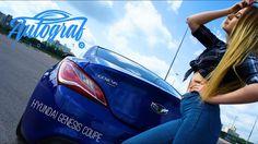 Hyundai Genesis Coupe.  Врожденный спорт!. Autograf.