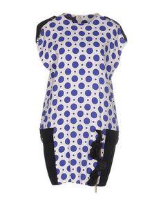 EMANUEL UNGARO Short Dress. #emanuelungaro #cloth #dress #top #skirt #pant #coat #jacket #jecket #beachwear #