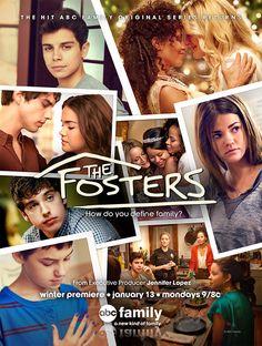 #TheFosters ist eine Familieserie, die sich mit normalen Alltagsproblemen beschäftigt: Ob rebellierende Jugendliche, Ärger im Job oder finanzielle Engpässe - den Fosters geht es nicht anders als an...#serie #familienserie #drama