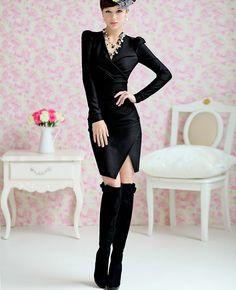 New Design Slim Dress