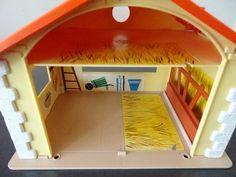 Maisons de poupée, La Ferme Educalux est une création orginale de bazarnahome sur DaWanda