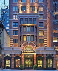 Hotel Jade, Greenwich Village, NYC.