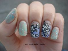 andipaintsnails:  In keeping with my recent inspired theme, I...