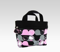 ASICS x Hello Kitty Carry Pouch With Handles: Pink  ASICS x Hello Kitty  Item #69908-201107  BEST SELLER  $24.00 SALE $16.80