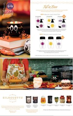 Check out the entire Harvest Collection here or visit www.superawesome.scentsy.us
