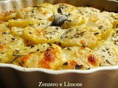 Questa torta di patate ai formaggi è assolutamente sublime. Un perfetto connubio di ingredienti che danno vita ad un piatto goloso e saporito.