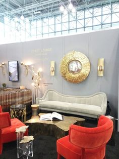Covet House Modern Luxury Furniture And Interior Design Exhibited