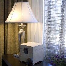 Milbrae Living Room Drape Detail