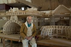 Remembering Paolo Soleri (1919-2013) - News - Architectural Record