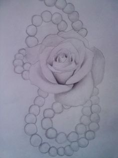 images+of+pearls+and+roses+tattoo+s | rose and pearls by squidney9685 on DeviantArt