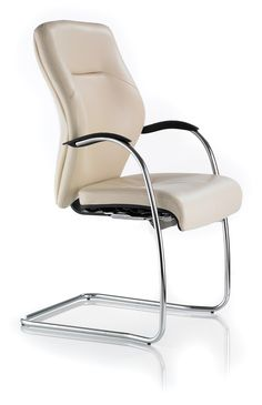 blast exec cantilever armchair by air seating