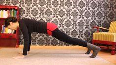 Schlanke Taille - Workout mit Sofort-Effekt Workout, Watch V, Youtube, Fitness Motivation, Yoga, Sports, Black, Fashion, Slim Waist