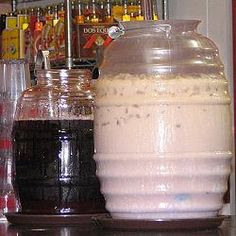 Horchata (Cinnamon Rice Milk)