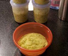 Rezept Zuchini-Kartoffel-Brei von Hubl - Rezept der Kategorie Baby-Beikost/Breie