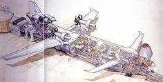 [Fictional] - Future aircraft designs by Rudolf & Robert Das