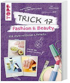 Trick 17 - Fashion & Beauty Buch portofrei bei Weltbild.de