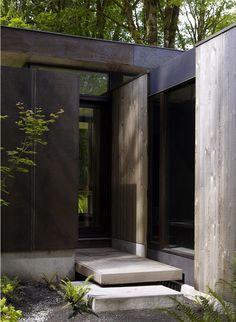 steel // wood // concrete