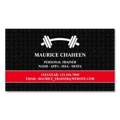 300 best fitness trainer business cards images on pinterest personal trainer business card colourmoves