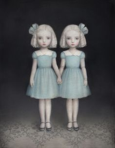 "Nicoletta Ceccoli ""Play with us Forever"""