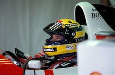 "f1pictures: ""Ayrton Senna McLaren - Ford 1993 """