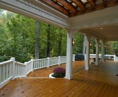 Covered Deck Lake Norman