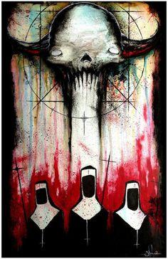 The Dark Art of Shawn Coss - Album on Imgur