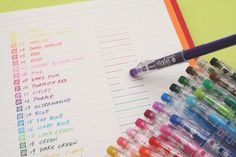 Frixion Erasable Pens | PlaySwell. Revealing Product Greatness Thru Shared Interests.