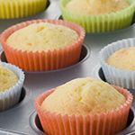 Vanilla Butter Cupcakes on Clabbergirl.com.