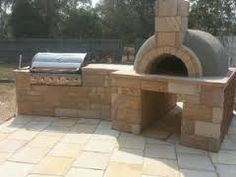 Image result for wood fired pizza oven plans